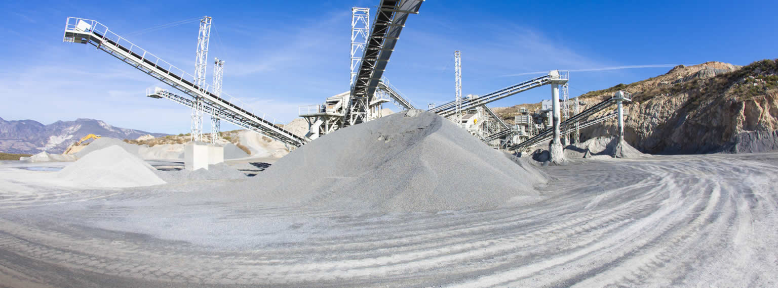 We source and deliver primary aggregates